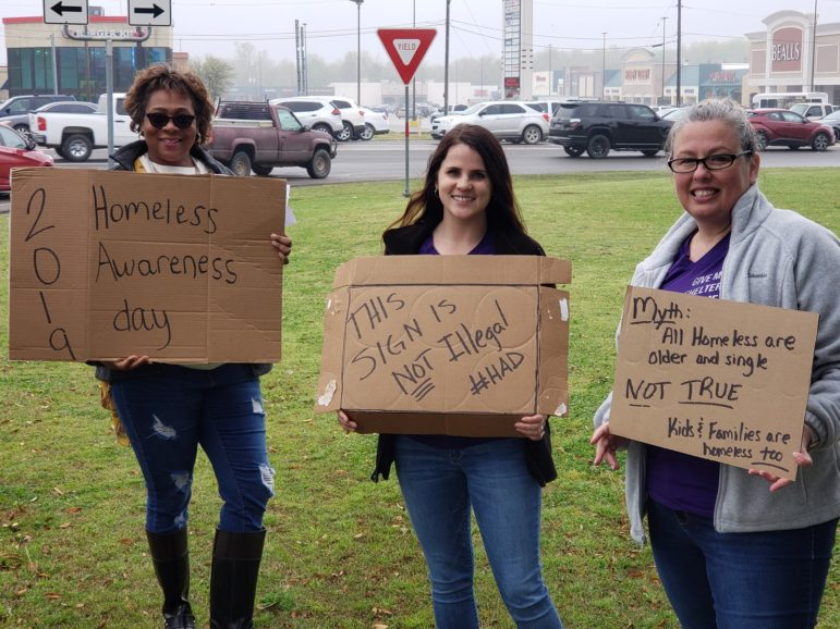 The Criminalization of Homelessness across the Texas Balance of State