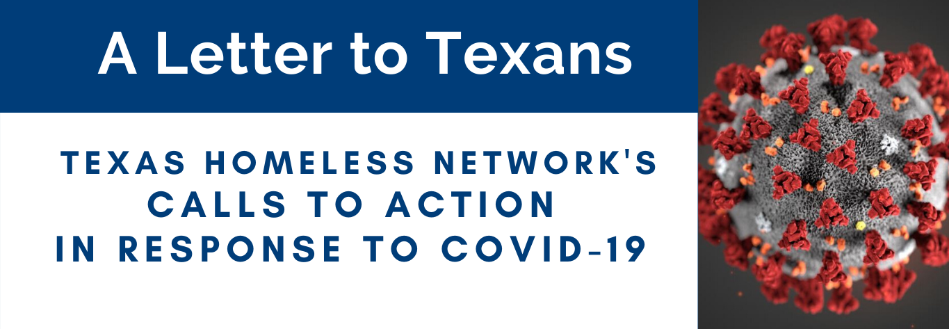 A Letter to Texans: COVID-19 Response